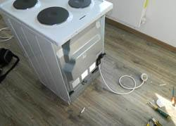 Установка, подключение электроплит город Ярославль
