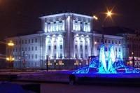 освещение фасадов в Ярославле