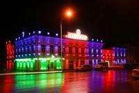 Наружное освещение: архитектурное освещение зданий и фасадов в г.Ярославль