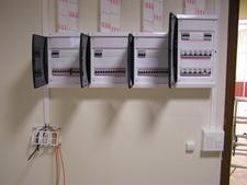электромонтажные работы в офисах, магазинах