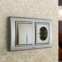 Установка выключателей в Ярославле. Монтаж, ремонт, замена выключателей, розеток Ярославль.